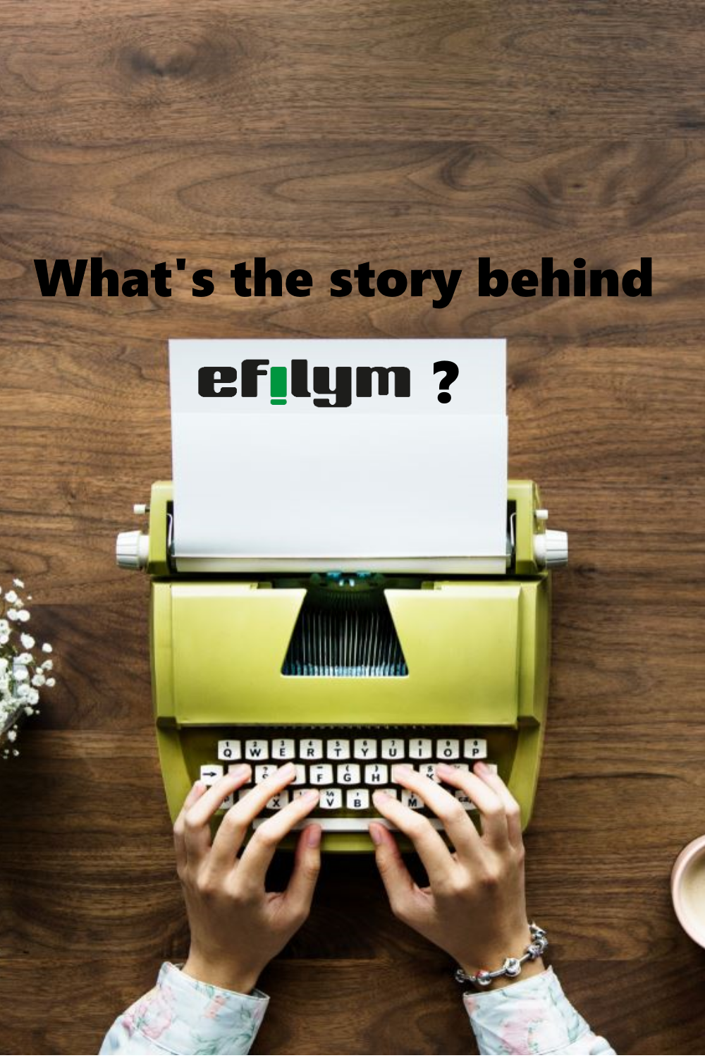 Who is the creator of EFILYM and why did they create the financial simulator application for people contemplating a lifestyle change?