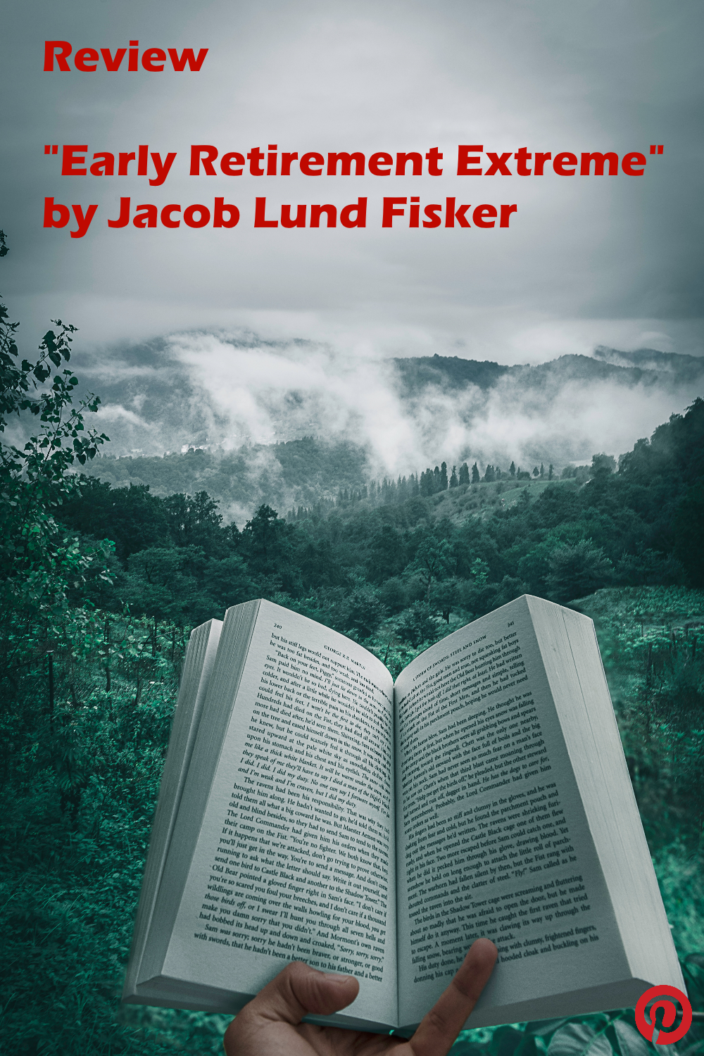 Review - Early Retirement Extreme  The book detailing the groundbreaking approach to living a financially independent lifestyle & forecasting the FIRE movement by Jacob Lund Fisker.